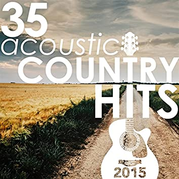 35 Acoustic Country Hits of 2015