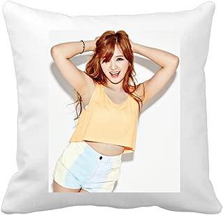 KPOP AOA Ace of Angles 14x14 Throw Hold Pillow Bolster Sofa Cushion Pillowcases (E)