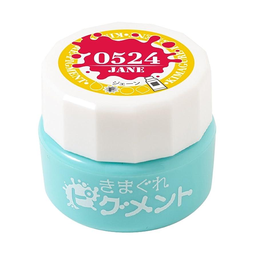 痴漢船尾光のBettygel きまぐれピグメント ジェーン QYJ-0524 4g UV/LED対応