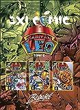 3x1 Cómic Capitán Leo TOMO 6: Del capítulo 16 al 18