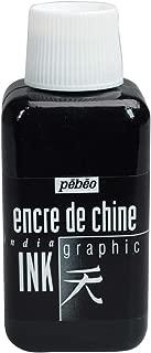 Pebeo Graphic India Ink, 250 ml Bottle