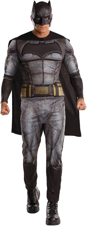 Entrega rápida y envío gratis en todos los pedidos. NET TOYS Disfraz Batman - XL (ES 56 58) 58) 58)   Traje súperhéroe   DC Comic Disfraz   súperhéroe Cómic Outfit  tienda en linea
