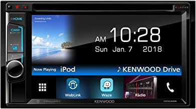 Kenwood DDX595 eXcelon 6.2