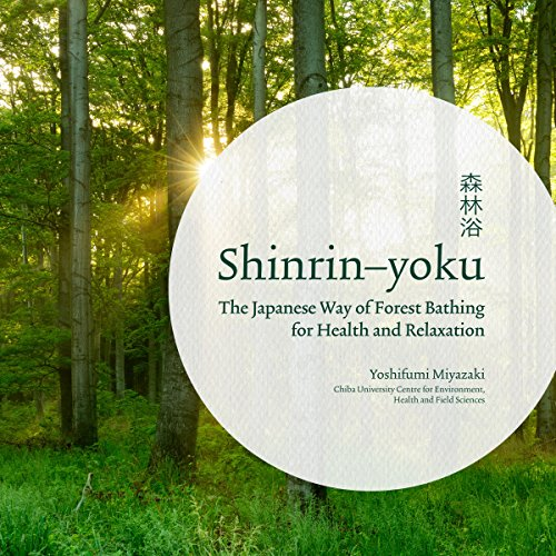 Shinrin-yoku audiobook cover art