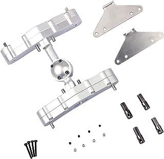 GCDN DIY Metal Seesaw Kit para camión RC Car 4WD 6WD Accesorios de juguete Fácil instalar Control remoto Accesorios Juguet...