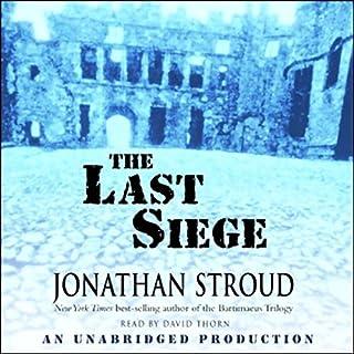 The Last Siege audiobook cover art