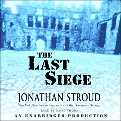 The Last Siege audiobook cover art