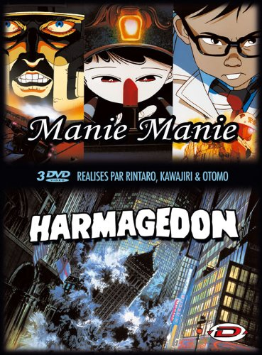 Manie/harmagedon Coffret [Edition Deluxe]
