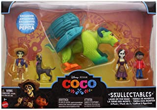 Disney/Pixar Coco Skullectables Land of The Dead 2-Inch Mini Figure 5-Pack