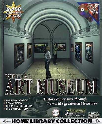 Virtual Cheap mail order sales Art shop Museum