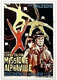 Alphaville (Aka Agente Lemmy Caution: Missione Alphaville)