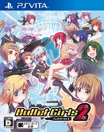 PlayStation Vita Bullet Girls2