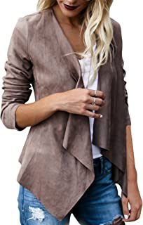 Best womens waterfall leather jacket Reviews