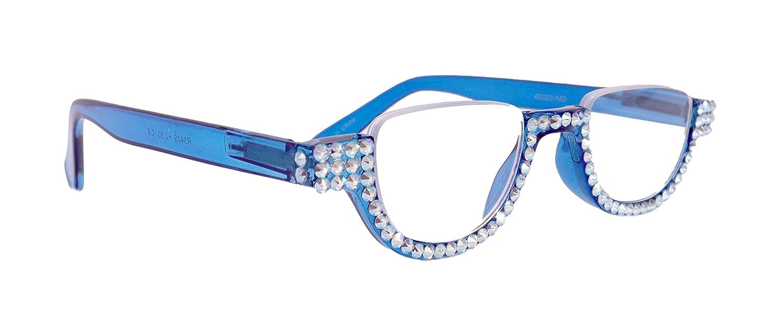 Reading Glasses For Women Ranking TOP2 Adorned +1. W Crystal Brand new European Genuine