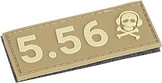 G-CODE Caliber Patch - TAN on TAN - (5.56)