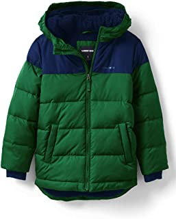 Sponsored Ad - Lands' End Boys ThermoPlume Fleece Lined Parka