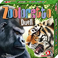 ズーロレット デュエル ZOOLORETTO Duell/ボードゲーム 日本語説明書付き