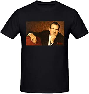 FGEXYZ Custom Norman Rockwell photo Men T Shirts Cotton O neck