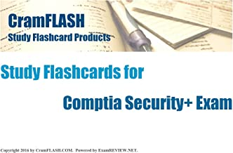 CramFLASH Study Flashcards for Comptia Security+ Exam: 100