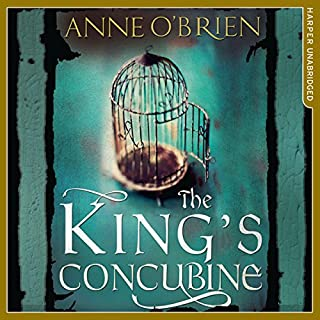 The King's Concubine                   By:                                                                                                                                 Anne O'Brien                               Narrated by:                                                                                                                                 Sophie Aldred                      Length: 17 hrs and 2 mins     50 ratings     Overall 4.5