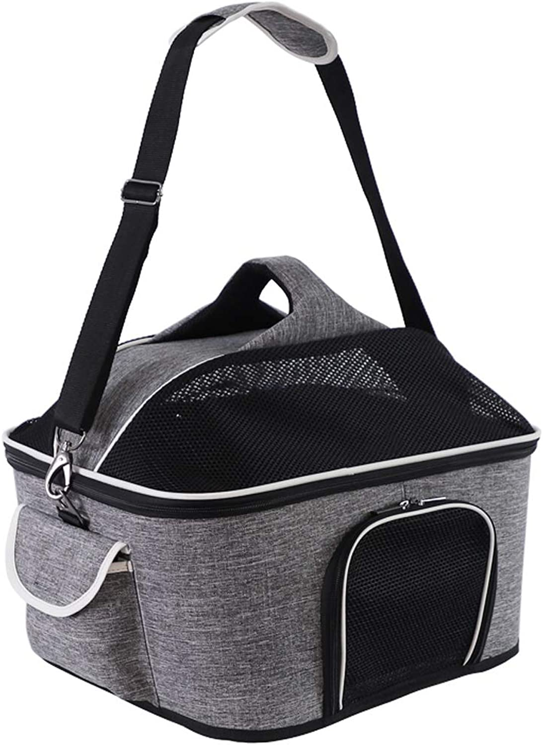 Portable Collapsible Breathable Pet Out Bag Pet Trolley Bag Cat Bag Breathable Car Pet Portable Backpack