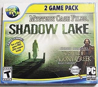 Mystery Case Files (Shadow Lake / Cursed Memories: Secret of Agony Creek)