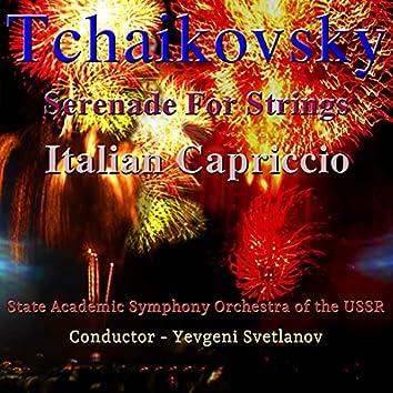 Tchaikovsky: Serenade for Strings, Italian Capriccio