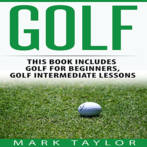 Golf, 2 Manuscripts audiobook cover art