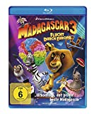 Bluray Kinder Charts Platz 5: Madagascar 3 - Flucht durch Europa [Blu-ray]