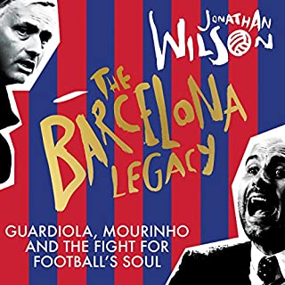 The Barcelona Legacy cover art