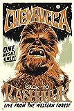 Star Wars Poster Chewbacca Back to Kashyyyk (61cm x 91,5cm)