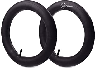12.5'' x 1.75/2.15 Wheel Replacement Inner Tubes (2-Pack) Compatible with Both Strollers and Kid Bikes Like BoB Revolution, Schwinn, JOYSTAR, and Graco - Made from BPA/Latex Free Premium Butyl Rubber