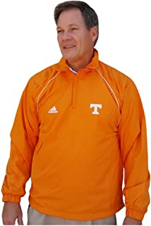 adidas Tennessee Volunteers College Big Game Climalite II Windshirt By