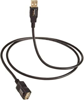 AmazonBasics USB 2.0 Extension Cable - A-Male to A-Female - 9.8 Feet (3 Meters)