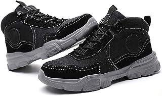 HJJ Calzado de protección Zapatos de Trabajo de Seguridad de la Seguridad de la Soldadura cómoda, Zapatos de Seguridad, Za...