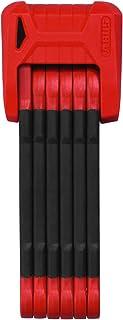 Abus Bordo GRANIT X Plus 6500/85cm (33.46 in) red – Folding lock, Bike lock, Security level 15