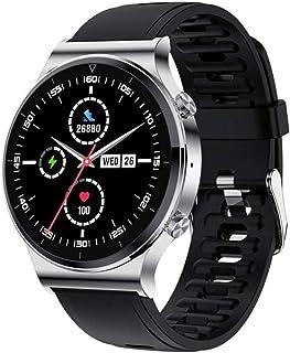 Inteligentny zegarek zegarek zegarek zegarek fitness tracker połączenie Bluetooth inteligentny zegarek męski IP68 wodoodpo...