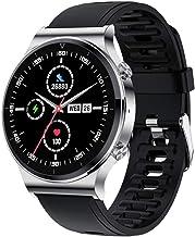 Smart Horloge Horloge Fitness Tracker Bluetooth Call Smart Horloge Mannen IP68 Waterdicht 1.3 Inch Volledige Touchscreen S...