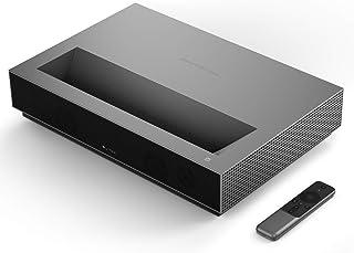 WeMax Nova Smart Laser Projector – 4K Resolution UHD HDR10 Display – Ultra Short Throw Laser Projector for Movies, Video, ...