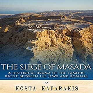The Siege of Masada cover art