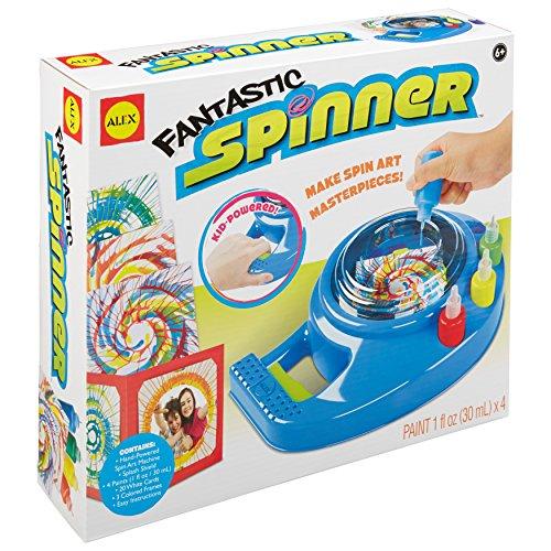 Alex Fantastic Spinner Kids Art and Craft Activity