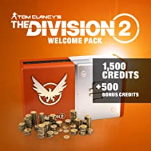 TOM CLANCY'S THE DIVISION 2 -  WELCOME PACK - [PS4 Digital Code]