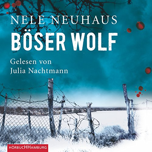 Böser Wolf audiobook cover art