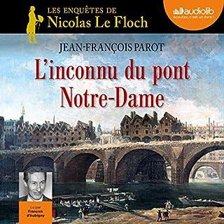 L'inconnu du pont Notre-Dame cover art