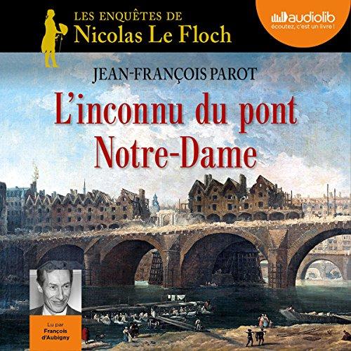 Couverture de L'inconnu du pont Notre-Dame