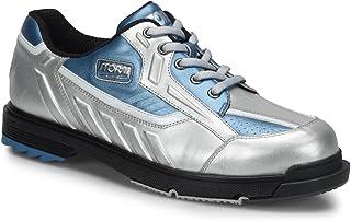 Storm 男式 SP3 性能保龄球鞋 - 银色/蓝色