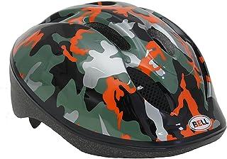 BELL(ベル) ヘルメット 自転車 サイクリング 子ども用 ZOOM2 [ズーム2 オレンジカモ XS/S 7072828]