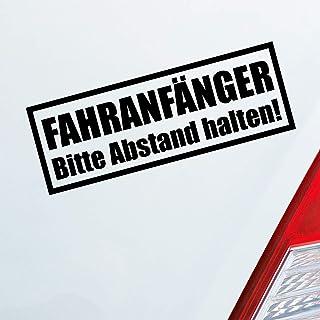 Suchergebnis Auf Für Fahranfänger Aufkleber Aufkleber Merchandiseprodukte Auto Motorrad