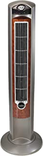 Lasko T42954 Wind Curve Portable Electric Oscillating Stand Up Tower Fan with Remote..
