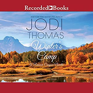 Winter's Camp audiobook cover art